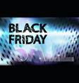 ultra modern background for black friday sales vector image