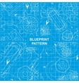 Blueprint Pattern vector image