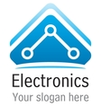 Eletronics icon vector image vector image