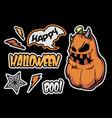 pumpkin character vector image
