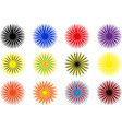 flower icon flower vector image