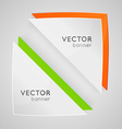 Design banner vector image