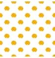 Ovary pattern cartoon style vector image