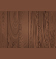 widescreen horizontal wooden plank wallpaper vector image