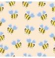 delicate pattern bee vector image