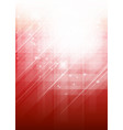 abstract shining background vector image vector image