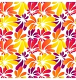 Hawaii style bright seamless pattern vector image vector image