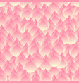 pink bud indian lotus seamless background vector image