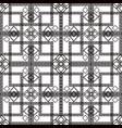 check geometric abstract greek seamless vector image