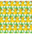rubber duck 2 380 vector image vector image
