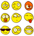 Smiley Doodle vector image