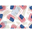usa background vector image vector image