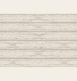 seamless texture of wooden siding vector image vector image