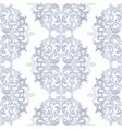Vintage round Baroque ornament pattern vector image vector image