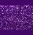violet and purple sparkles purple glitter vector image