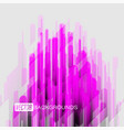 abstract bright purple shapes vector image vector image