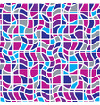 colorful seamless pattern graphic geometric vector image vector image