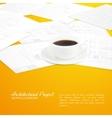 Design architecture vector image vector image