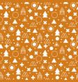 tribal background ethnic geometric seamless vector image
