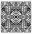 polynesian style tattoo ornament vector image vector image