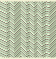 zigzag pattern of jagged stripes vector image