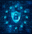 General data protection regulation - gdpr shild