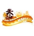 tropical hawaii background