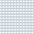 geometry hexagonal seamless pattern vector image