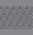 mosaic geometry seamless pattern vector image