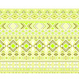 tribal ethnic motifs geometric seamless vector image