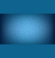 abstract blue stone tile background texture vector image