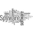 importance pc anti spyware and spyware blockers vector image vector image