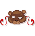 masks animals for kids party bear icon