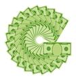 money fan image vector image vector image