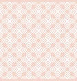 pink tile pattern for seamless decoration vector image vector image