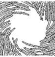 graphic malt design vector image vector image