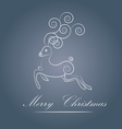 an of the Christmas background with a pat vector image