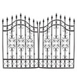 iron gate full vector image