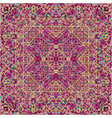 vintage seamless pattern in arabic style vector image vector image