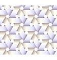 White Plastic Basketwork vector image vector image