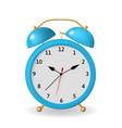 the alarm clock vector image
